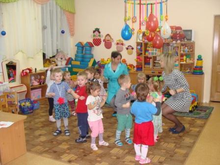 Танец для мамочек