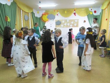 "Танец""Берёзонька"""